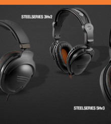 SteelSeries launching H-Series headsets